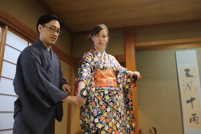 """""""Tachimawari"""" Lesson 10"""