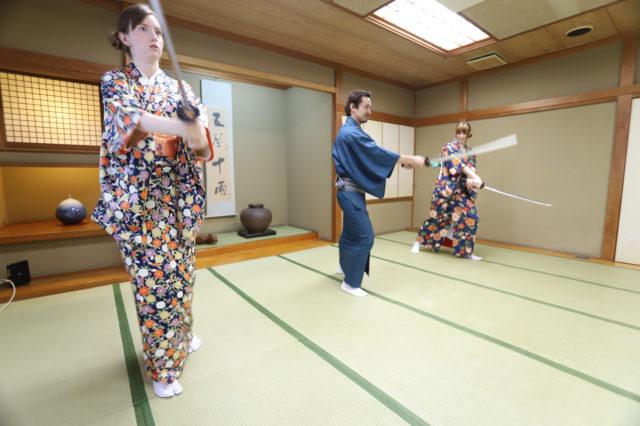 """""""Tachimawari"""" Lesson 5"""