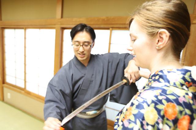"""""""Tachimawari"""" Lesson 4"""