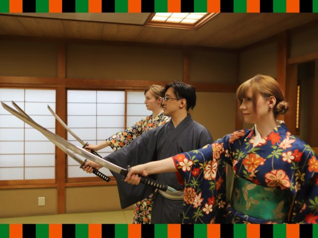 """""""Tachimawari"""" Lesson 3"""